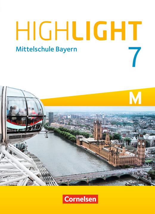 Highlight - Schülerbuch - 7. Jahrgangsstufe