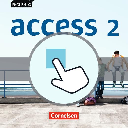 English G Access - Interaktive Übungen als Ergänzung zum Workbook - Band 2: 6. Schuljahr