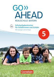 Go Ahead - Schulaufgabentrainer - 5. Jahrgangsstufe