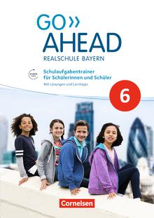 Go Ahead - Schulaufgabentrainer - 6. Jahrgangsstufe