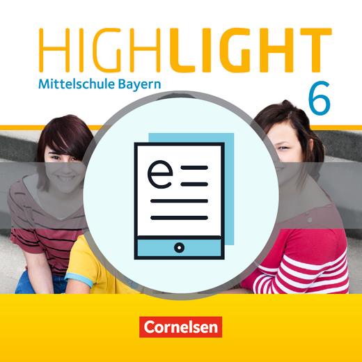 Highlight - Schülerbuch - Lehrerfassung als E-Book - 6. Jahrgangsstufe
