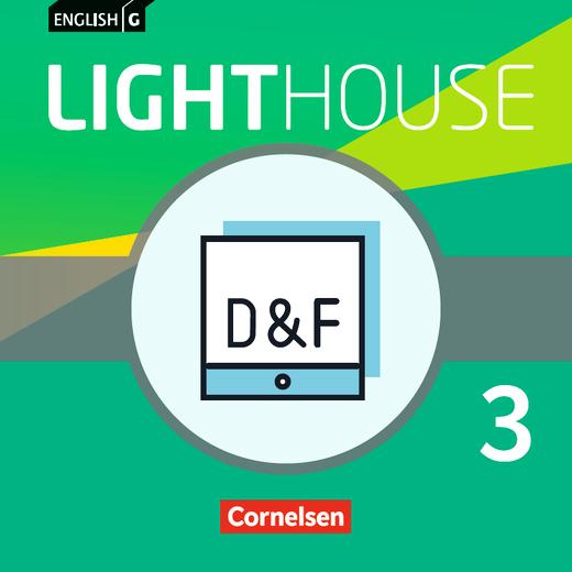 English G Lighthouse - Diagnose und Fördern online - Band 3: 7. Schuljahr