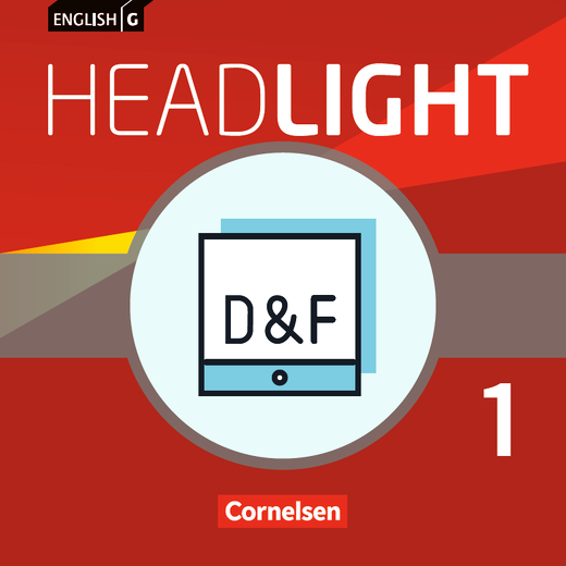English G Headlight - Diagnose und Fördern online - Band 1: 5. Schuljahr