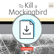Cornelsen Senior English Library - To Kill a Mockingbird - Teacher's Manual mit Klausurvorschlägen als Download - Ab 11. Schuljahr