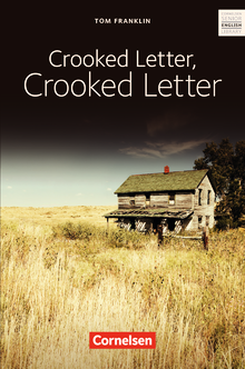 Cornelsen Senior English Library - Crooked Letter, Crooked Letter - Textband mit Annotationen - Ab 11. Schuljahr