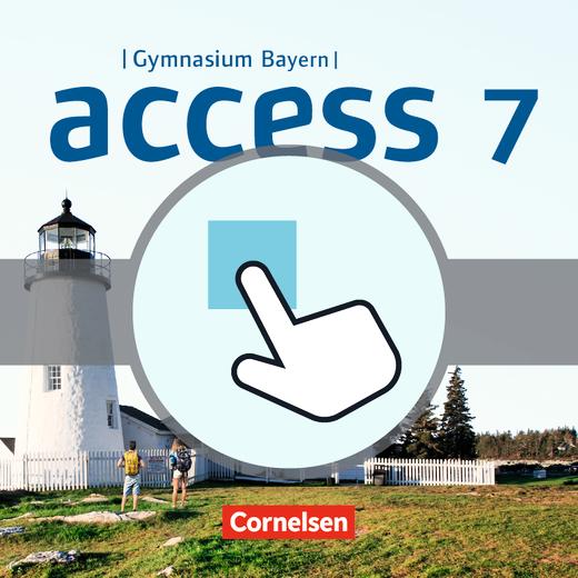 Access - Interaktive Übungen als Ergänzung zum Workbook - 7. Jahrgangsstufe