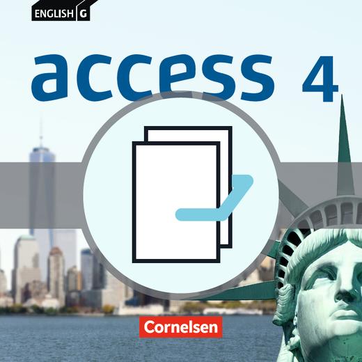 English G Access - Lehrer-Basispaket - Band 4: 8. Schuljahr