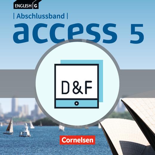 English G Access - Diagnose und Fördern online - Abschlussband 5: 9. Schuljahr