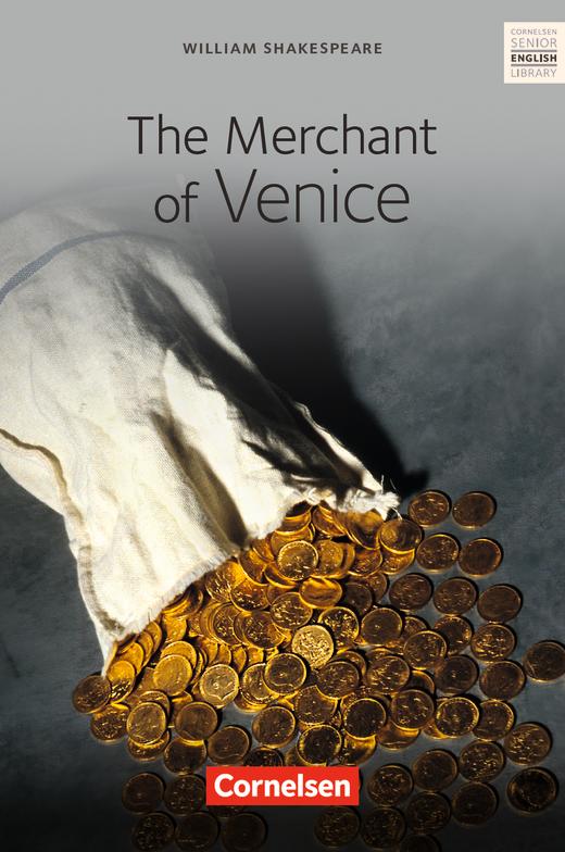 Cornelsen Senior English Library - The Merchant of Venice - Textband mit Annotationen - Ab 11. Schuljahr