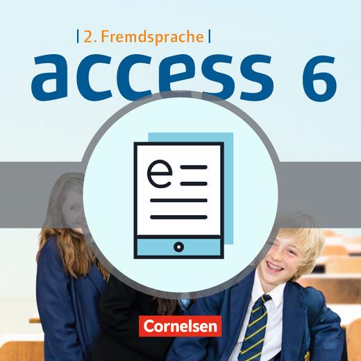 Access - Schülerbuch - Lehrerfassung als E-Book - Band 1