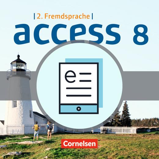 Access - Schülerbuch - Lehrerfassung als E-Book - Band 3