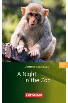 Cornelsen English Library - A Night in the Zoo - Lektüre zu English G Access und Access Bayern - 5. Schuljahr, Stufe 3