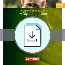 Cornelsen English Library - A Night in the Zoo - Handreichungen für den Unterricht als Download - 5. Schuljahr, Stufe 3