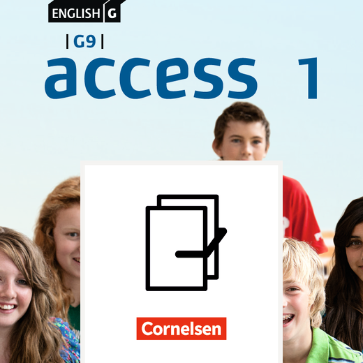 English G Access - Begleitmedienpaket - Band 1: 5. Schuljahr