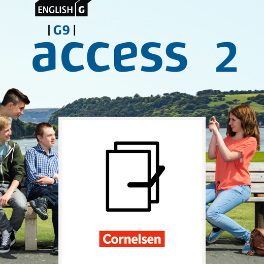English G Access - Begleitmedienpaket - Band 2: 6. Schuljahr