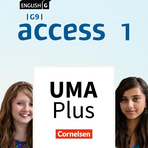 English G Access - Unterrichtsmanager Plus online - Band 1: 5. Schuljahr