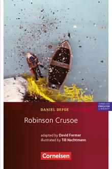 Cornelsen English Library - Robinson Crusoe - Lektüre - 9. Schuljahr, Stufe 2