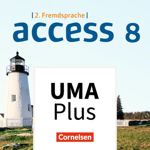 Access - Unterrichtsmanager Plus online - Band 3
