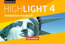 English G Highlight - Vokabeltaschenbuch - Band 4: 8. Schuljahr