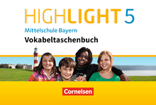 Highlight - Vokabeltaschenbuch - 5. Jahrgangsstufe