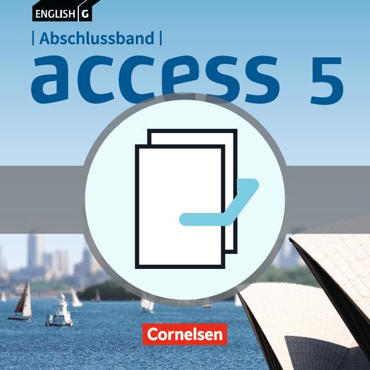 English G Access - Begleitmedienpaket - Abschlussband 5: 9. Schuljahr