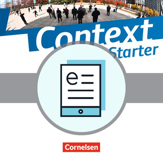 Context Starter - Schülerbuch - Lehrerfassung als E-Book