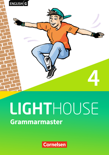 English G Lighthouse - Grammarmaster mit Lösungen - Band 4: 8. Schuljahr