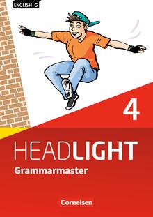 English G Headlight - Grammarmaster mit Lösungen - Band 4: 8. Schuljahr