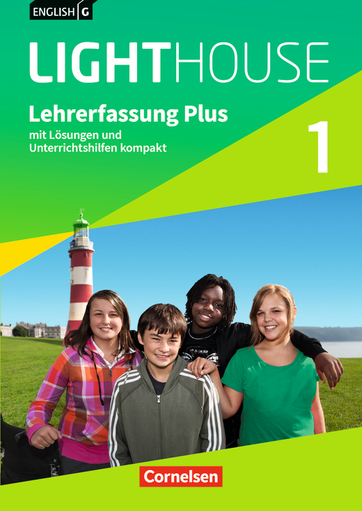 English G Lighthouse - Lehrerfassung Plus - Band 1: 5. Schuljahr
