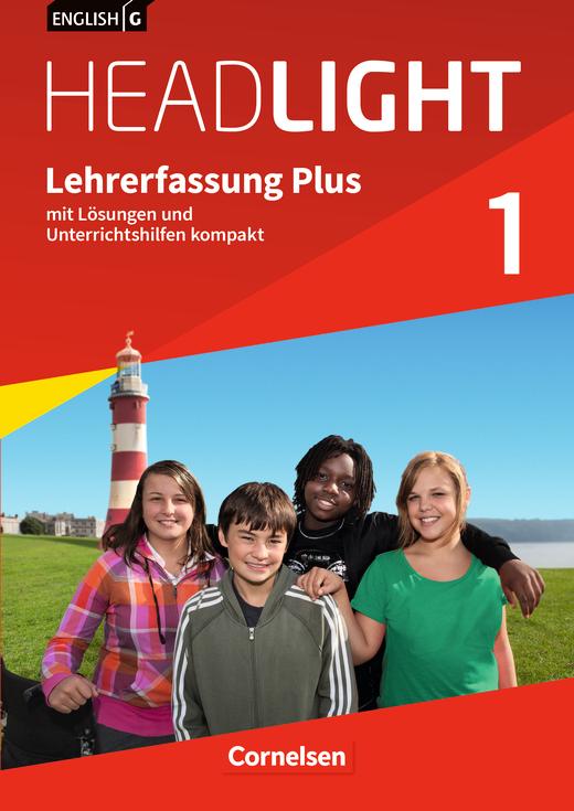 English G Headlight - Lehrerfassung Plus - Band 1: 5. Schuljahr