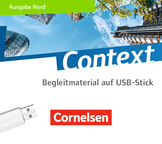 Context - Begleitmaterial auf USB Stick