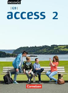 English G Access - Schülerbuch - Band 2: 6. Schuljahr