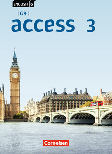 English G Access - Schülerbuch - Band 3: 7. Schuljahr