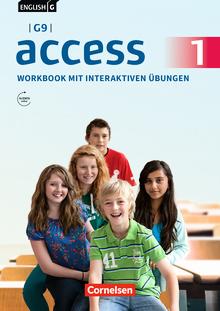 English G Access - Workbook mit interaktiven Übungen auf scook.de - Band 1: 5. Schuljahr