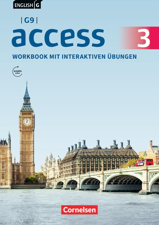 English G Access - Workbook mit interaktiven Übungen auf scook.de - Band 3: 7. Schuljahr