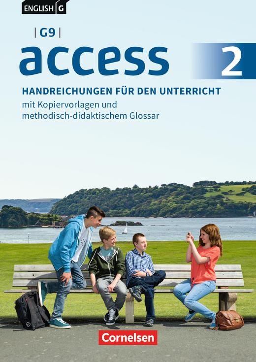 English G Access - Handreichungen für den Unterricht - Band 2: 6. Schuljahr