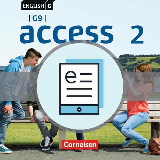 English G Access - Schülerbuch als E-Book - Band 2: 6. Schuljahr