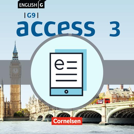 English G Access - Schülerbuch als E-Book - Band 3: 7. Schuljahr