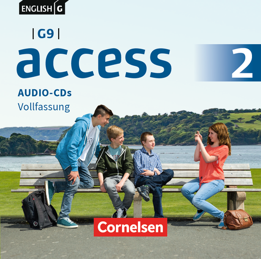 English G Access - Audio-CDs - Band 2: 6. Schuljahr
