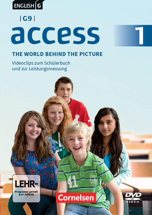 English G Access - Viewing - Video-DVD - Band 1: 5. Schuljahr