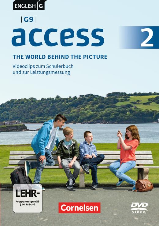 English G Access - Viewing - Video-DVD - Band 2: 6. Schuljahr