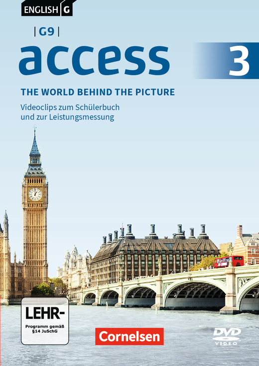 English G Access - Viewing - Video-DVD - Band 3: 7. Schuljahr
