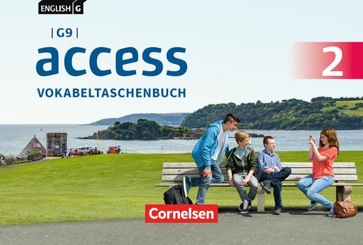 English G Access - Vokabeltaschenbuch - Band 2: 6. Schuljahr