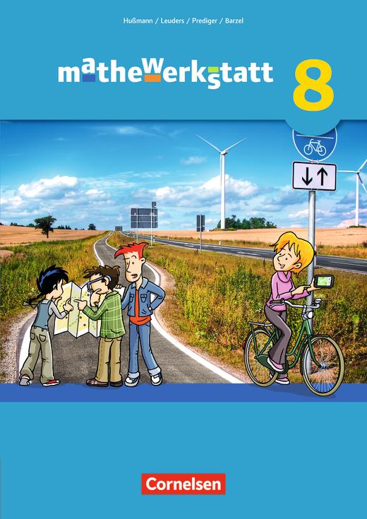 Mathewerkstatt - Schülerbuch - 8. Schuljahr