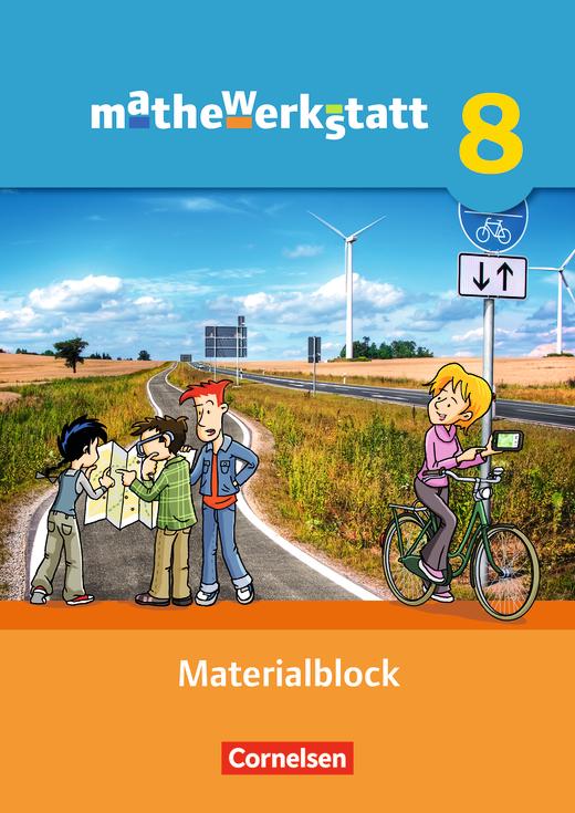 Mathewerkstatt - Materialblock - 8. Schuljahr