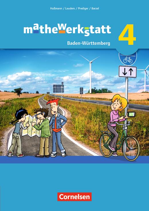 Mathewerkstatt - Schülerbuch - Band 4