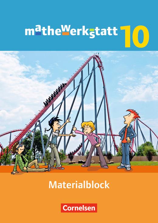 Mathewerkstatt - Materialblock - 10. Schuljahr