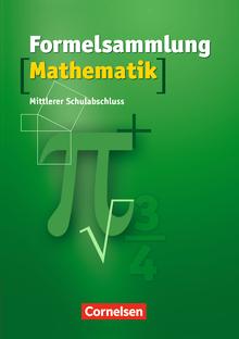 Formelsammlungen Sekundarstufe I - Formelsammlung