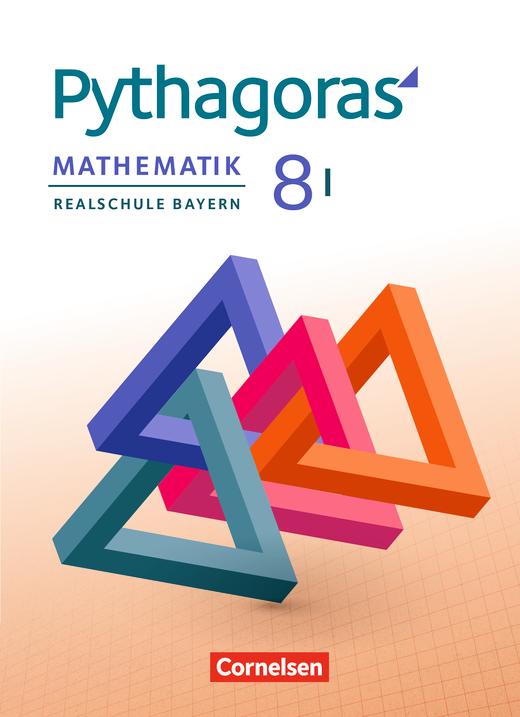 Pythagoras - Schülerbuch - 8. Jahrgangsstufe (WPF I)