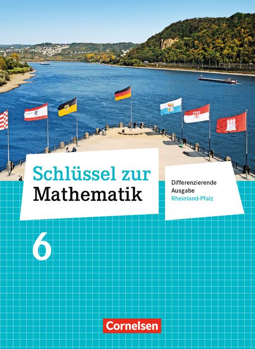Schlüssel zur Mathematik - Schülerbuch - 6. Schuljahr